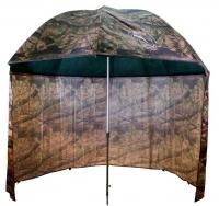 Delphin Terepszínú sátras PVC horgászernyő